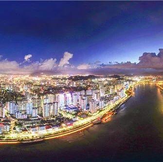 夜游、夜购、夜宴、夜学……温州月光经济幸福生活周升级版来了!