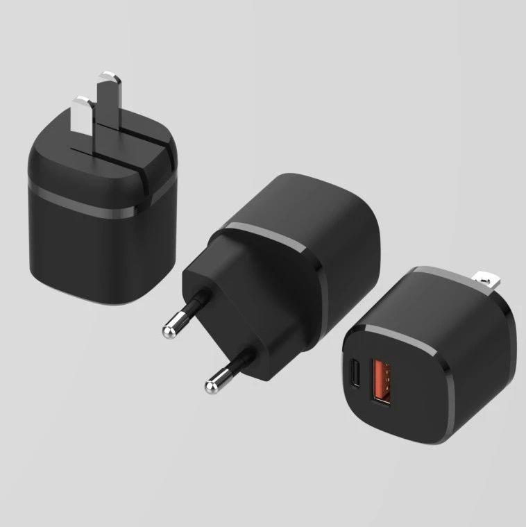 今日爆款:创富源推出20-120W全系列PD快充充电器