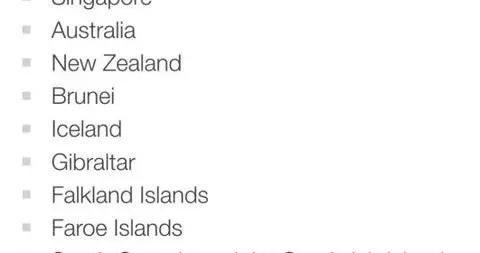 英格兰地区推新规:12个旅游目的地被列入国际旅行绿色名单 返程后无需隔离