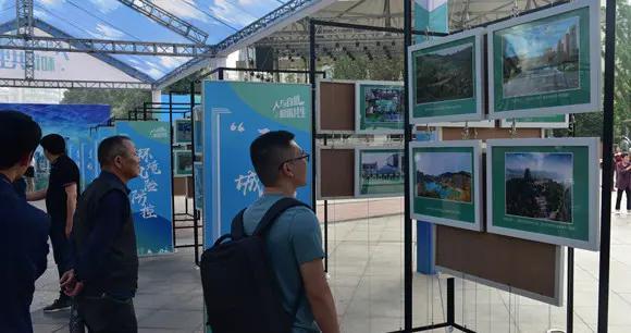一次看懂重庆治污历程 重庆市污染防治攻坚战图片巡展8日起启动