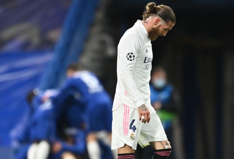 拉莫斯若接下来冒险复出,可能无法参加欧洲杯