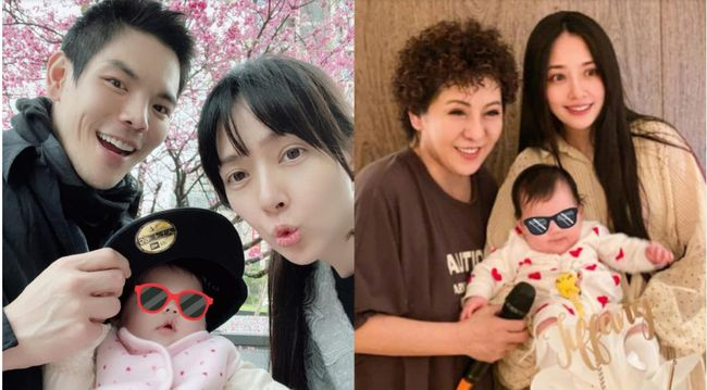 缺席郭碧婷首个母亲节 向佐嘱咐女儿:好好爱妈妈