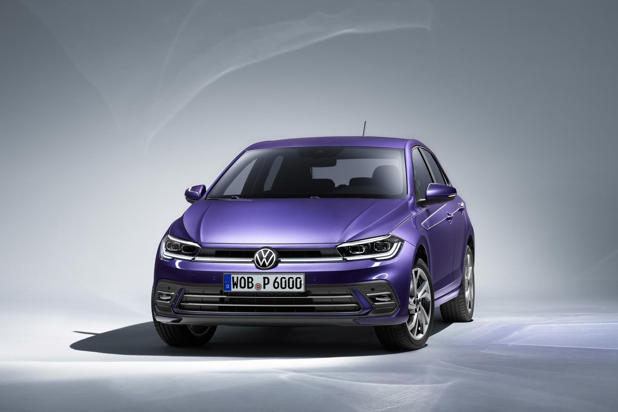 """""""小号""""高尔夫Facelift,新Polo向家族设计靠拢"""