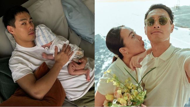 晒老婆待产阵痛视频 杨祐宁母亲节甜蜜告白