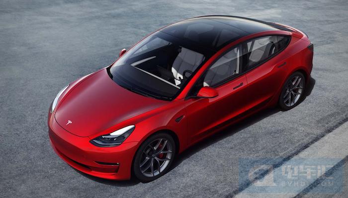 或因原材料价格上涨,国产特斯拉Model 3涨价
