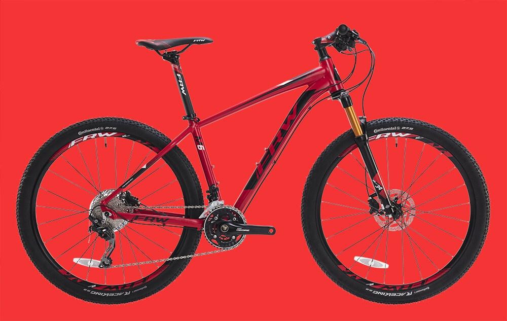 2021FRW辐轮王皮娜梅花自行车意大利3大自行车品牌排行榜