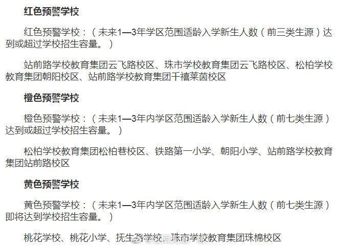 南昌西湖区发布2021年小学招生预警