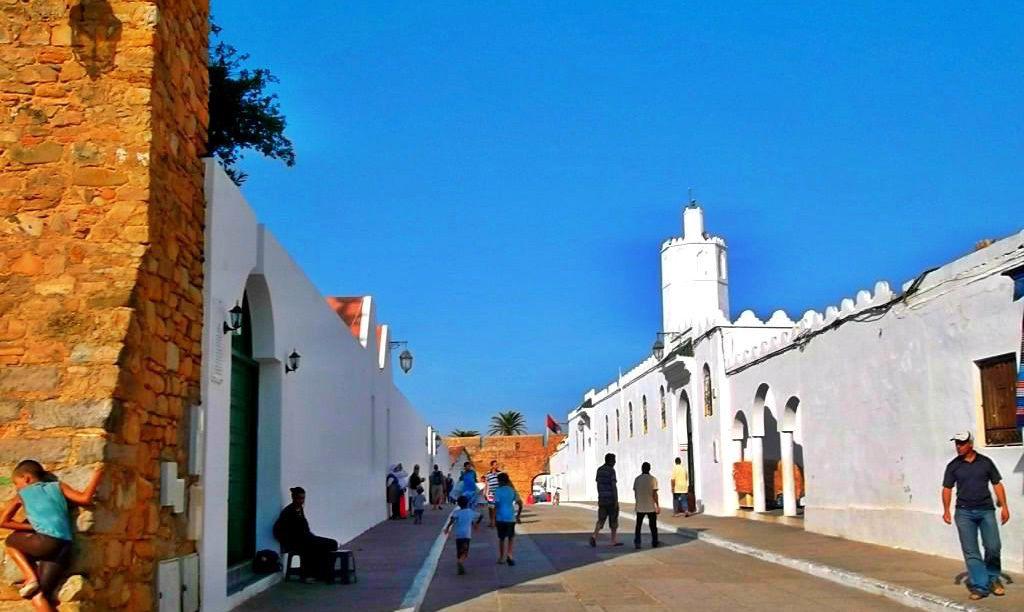北非摩洛哥之旅:遇见大西洋上的蓝白小镇,世界网红打卡之地
