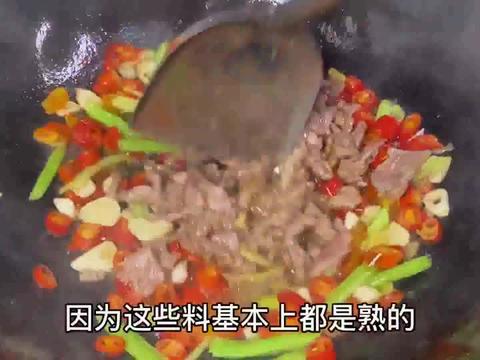 要想牛肉嫩滑,腌制的手法很关键