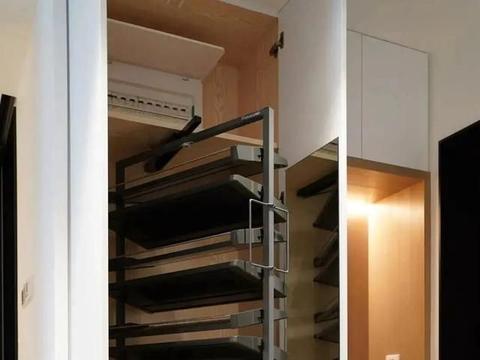 64㎡现代风小户型,这是什么神仙设计,看完真想把家里拆了!