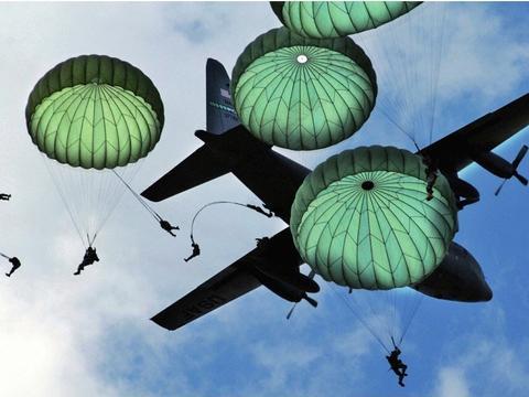 40架大运直航欧洲 7000名特战精英空降俄军边境:这不仅是演习