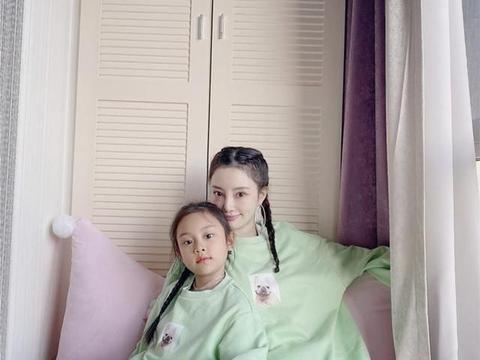 母亲节李小璐出新歌MV画面记录女儿成长,却被网友吐槽负面评论