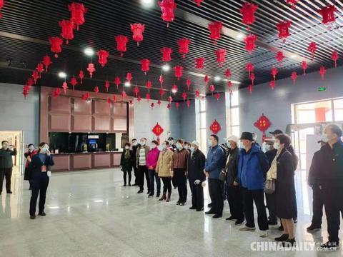 """宁夏石嘴山市,让党史学习""""鲜活""""起来"""