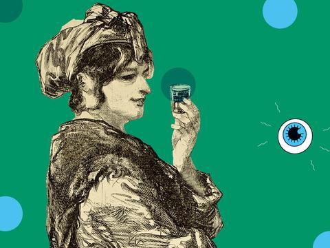为了治疗晕车,几千年来,人们尝试了各种方法——甚至是,喝尿!