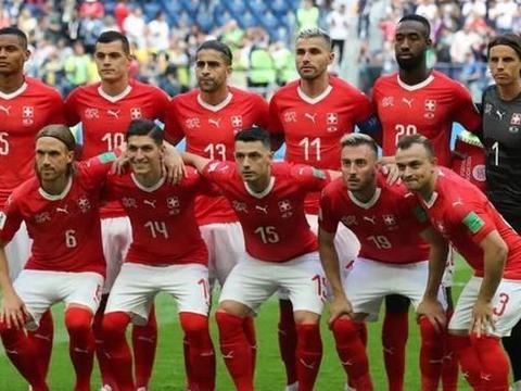 欧洲杯24强巡礼之瑞士:沙奇里、扎卡领衔,瑞士能否走得更远