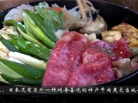 日本天皇级牛肉片,只煎到八分熟,拌生鸡蛋吃才有灵魂!