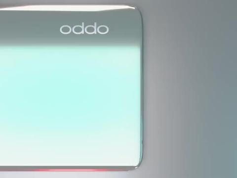 OPPO F21 Pro 5G 高清渲染:超大镜头模组、个性相机形状