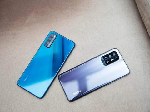 华为OPPO两千价位的手机拍照谁更好?真机对比看看效果
