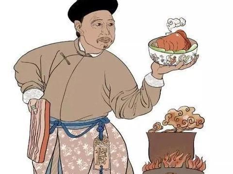 朱元璋吃饭发现有根头发,随后叫来厨师,厨师是如何机智逃生的?