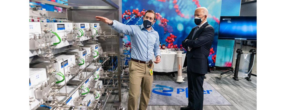 美国改口不放弃新冠疫苗专利,美官员:得避免中俄从中获利