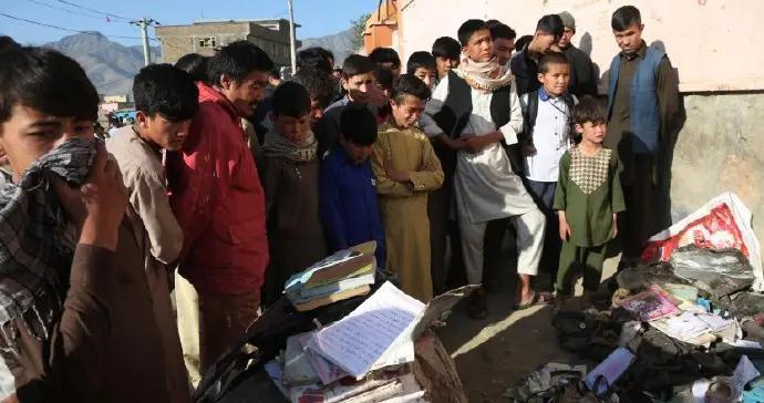 阿富汗首都连环爆炸遇难者超过50人,另有逾百人受伤