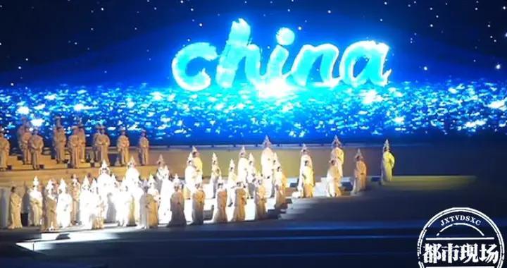 景德镇:3000平米屏幕,300名演员,大型实景演出《china》太震撼了