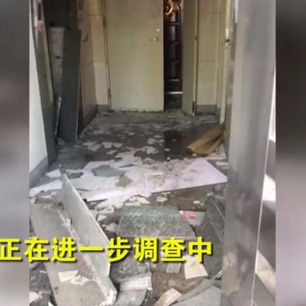 辽宁一小区发生燃爆,目击者:一男子从六楼被炸飞身亡