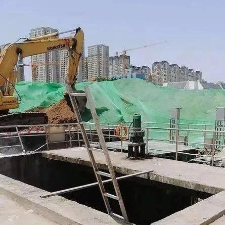 男子打工时跌入污水池身亡,事发工地已被封闭!