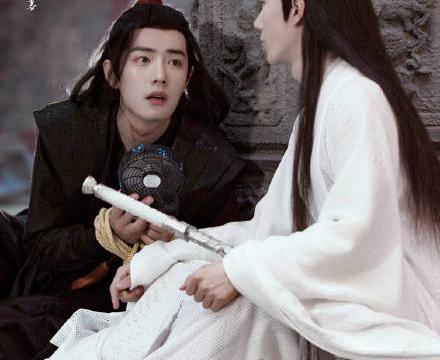 梦回《陈情令》,肖战饰演的魏无羡是我永远的白月光!