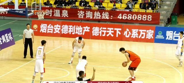 辽宁男篮第二阵容被湖南队吊打,吴乃群大发雷霆,太轻敌了