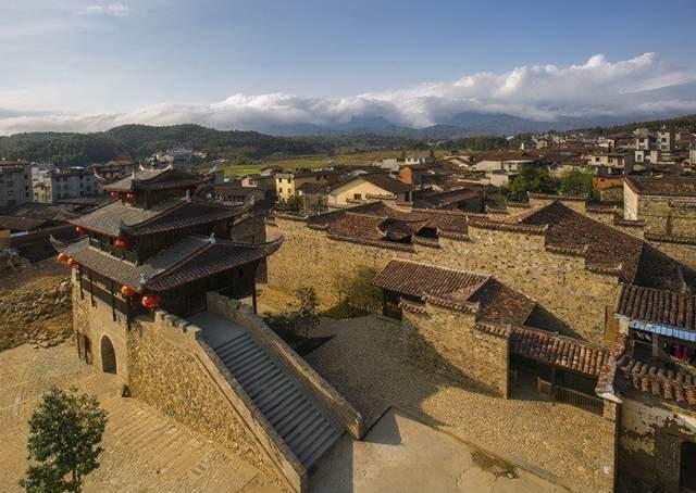 """邵武和平古镇——4000多年历史的""""城堡式古镇"""""""