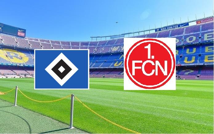 德乙 汉堡vs纽伦堡 足球赛