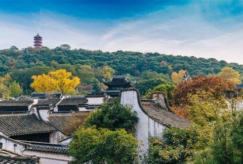 """江苏""""年轻""""的5A级古镇,距市中心仅2.8公里,内有118个宗祠"""