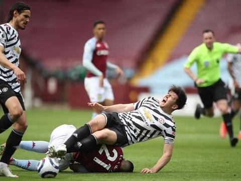 马奎尔恐缺席曼联欧联杯决赛,索帅称或受伤一个月!无缘创新纪录