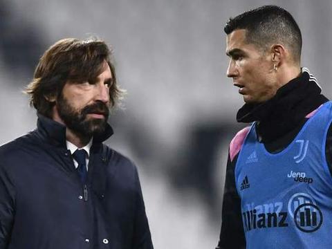 尤文0-3米兰跌出意甲前四 皮尔洛会执教至本赛季结束