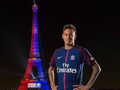 内马尔成功续约展现平和心态 大巴黎缺欧冠他可不缺