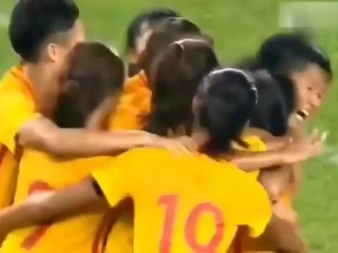 太天真了,你的对手叫中国女足!