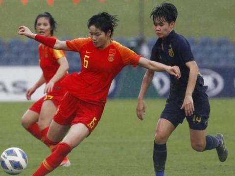 中国女足实力很强 发挥整体的力量或在奥运会中夺得好的成绩