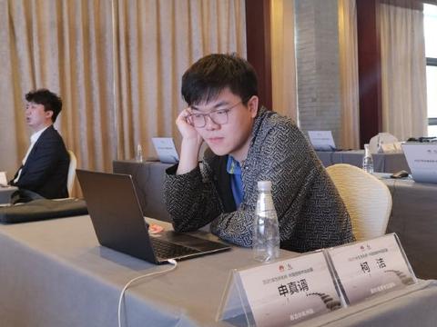 中韩之战3比4!围甲第三轮:柯洁胜申真谞 深圳三连胜领跑