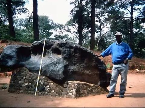 科学告诉你,为什么质量排名前十的陨石都是铁陨石
