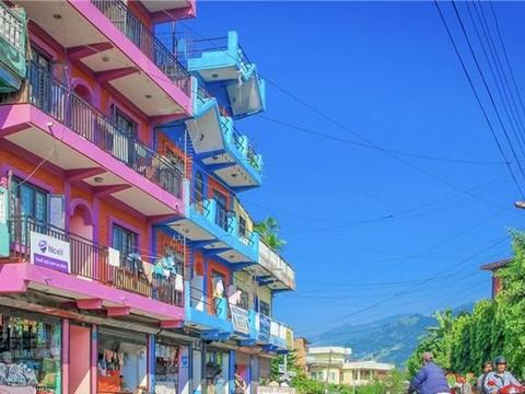 尼泊尔偏远的老城,八九十年代的感觉,适合深度体验博卡拉风情