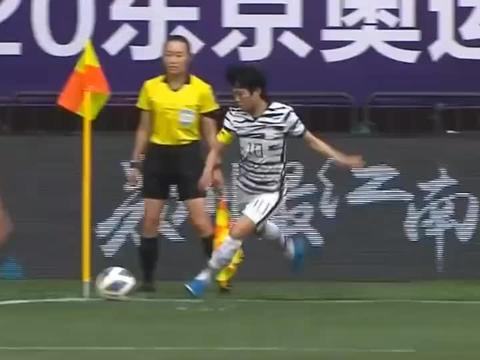 姜綵林抽射+李梦雯乌龙球,中国女足半场2球落后韩国!