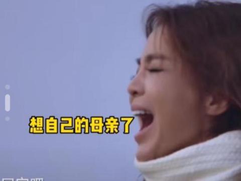 著名主持人朱迅发布视频表白妈妈,祝妈妈节日快乐