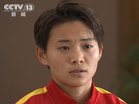 王霜接受央视专访!谈和李娜相似之处,现场抹泪:女足联赛没人看