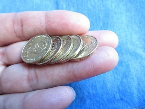 提个醒:这年份的5角硬币价最高,遇上留着别丢!