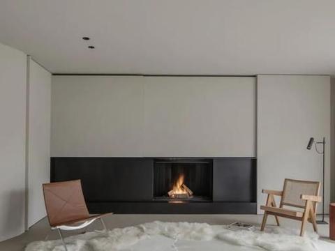 西安室内设计师张宁国:一个极简主义的住宅,优雅、简朴、稳重