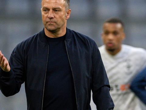 德媒:弗里克将与德国队签约至2024年