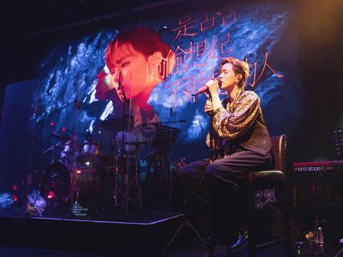 Sunnee杨芸晴个人巡回演唱会初夏上海开唱