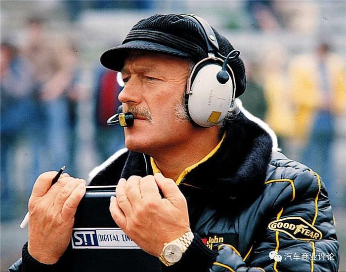 从抗争到驯服,路特斯的F1驭风之道