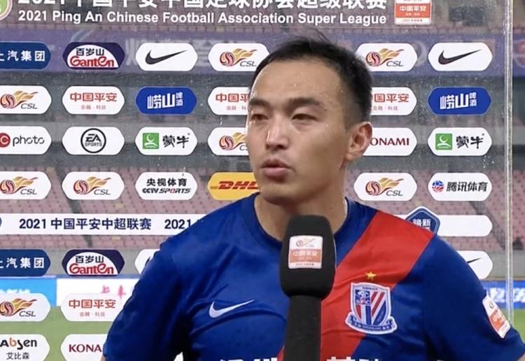 冯潇霆:最后绝平河北队很幸运 申花接下来开场时必须提高注意力